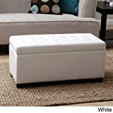 Tiffany Malm Storage Bench. This Furniture Storage Bench Is A Convenient Seating...