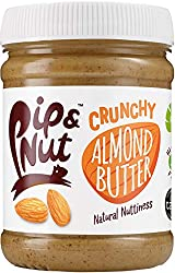 DELICIOUS NATURAL ALMOND BUTTER – made from just almonds and a pinch of sea salt ABSOLUTELY NO PALM OIL – we never add any palm oil to our nut butters, so they are good for you, and good for the environment NATURALLY HIGH-OLEIC ALMONDS – this means t...