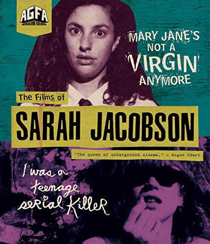 The Films Of Sarah Jacobson: Mary Jane's Not a Virgin Anymore + I Was a Teenage Serial Killer [Blu-ray]