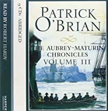 Volume Three, The Surgeon's Mate / The Ionian Mission / Treason's Harbour (The Aubrey-Maturin Chronicles) by Patrick O'Bri...