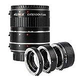 VILTROX DG-C Auto Focus AF - Adaptador de anillo de extensión para objetivo Canon EF/EF-S a 7D 6D Mark II 5D Mark IV 60D 70D 80D 77D 750D 800D 760D 1500D 4000D 2000D DSLR