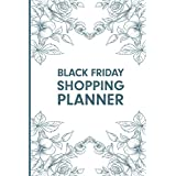 Black Friday Shopping Planner: Ultimate Shopping Organizer (family) with Gift, Holiday Shopping List, Order.