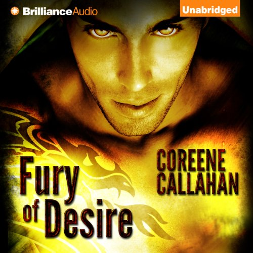 Fury of Desire audiobook cover art