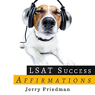 LSAT Success Affirmations: Master Your Mental State Master Your LSAT audiobook cover art