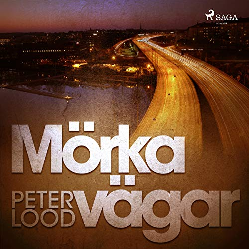 Mörka vägar audiobook cover art