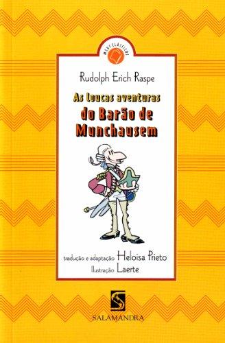 As Loucas Aventuras Do Barão De Munchausem