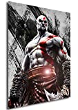 Instabuy Posters God of War (F) Kratos - A3 (42x30 cm)