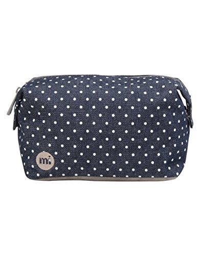 Mi-Pac Bum Bag Premium Sac Banane Sport, 24 cm, Indigo Blanc