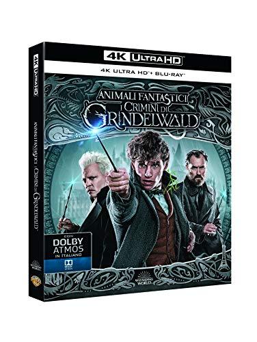 Animali Fantastici E I Crimini Di Grindelwald (4K+Br)