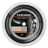 HEAD Unisex-Erwachsene Hawk Touch Rolle 120 Tennis-Saite, Anthracite, 18