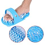 scarpe da bagno spazzola per lavare i piedi pulizia dei piedi pantofole per massaggi spazzola esfoliante per scrubber pantofole per massaggi scarpe per massaggi ai piedi shiatsu per uomo e donna