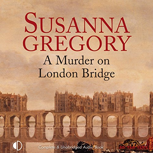 A Murder on London Bridge cover art