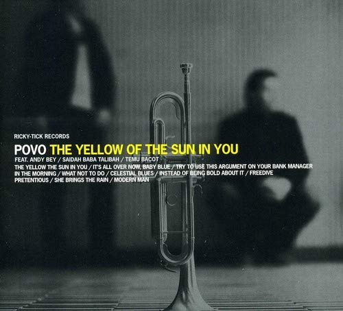 Yellow of the Sun in You