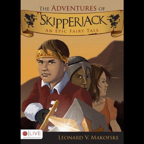 The Adventures of Skipperjack cover art