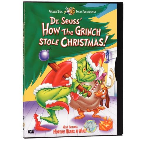 How The Grinch Stole Christmas Whos.Amazon Com Dr Seuss How The Grinch Stole Christmas