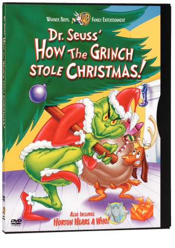 Dr. Seuss - How the Grinch Stole Christmas/Horton Hears a Who