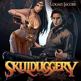 Skulduggery 1 cover art