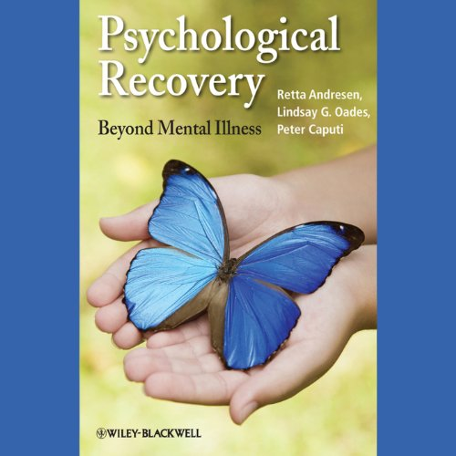 Psychological Recovery audiobook cover art
