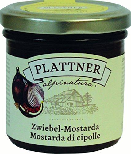 Zwiebel Mostarda 160 gr. - Alpinatura - Plattner