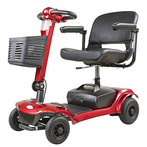 Rabbfay Elektromobil Seniorenmobil, Senioren-Scooter Ohne Führerschein, Elektrorollstuhl