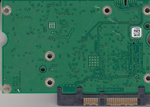 ST1000NM0033, 9ZM173-003, SN03, 8480 C, Seagate SATA 3.5 Leiterplatte (PCB)