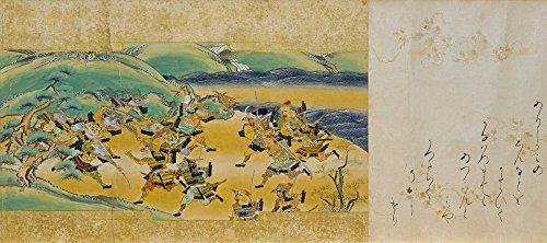 AFDRUKKEN-op-GEROLDE-CANVAS-Story-of-kippen-en-ratten-Unknown-Landschap-Afbeelding-gedruckt-op-canvas-100%-katoen-Opgerolde-canvas-print-Kunstdruk-op-gerol-Afmeting-50_X_119_cm