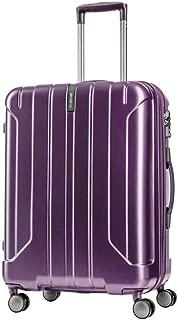 Samsonite Near Spinner 57/20 exp Ladies Small Purple Polypropylene Luggage Bag AY8093001