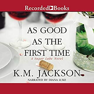 As Good as the First Time audiobook cover art