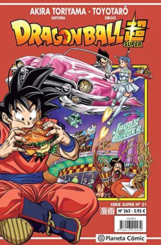 Dragon Ball Serie Roja nº 262 (Manga Shonen)