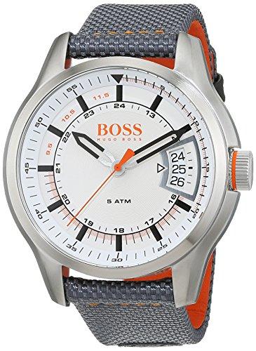 Hugo Boss Orange 1550015 - Reloj de pulsera para hombre