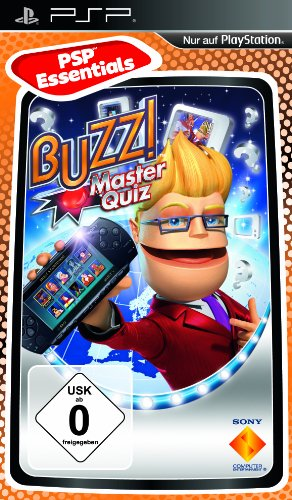 Buzz!: Master Quiz [Essentials] [Edizione : Germania]