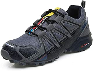 Men's Hiking Shoes Breathable Comfortable Non-slip Anticollision And Wearresistant Outdoor Hiking Shoes