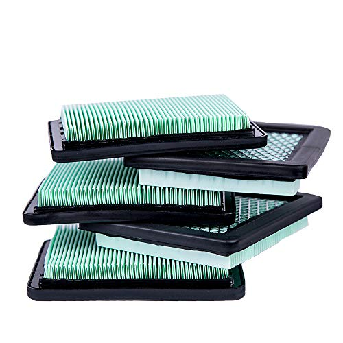 ZLKSKER 17211-ZL8-023 Air Filter (Pack of 5) for GC135 GC160 GC160A GC160LA GC160LE GC190 GC190A GC190LA GCV135 GCV160 GCV160A Honda Engine, Honda Lawn Mower Air Cleaner