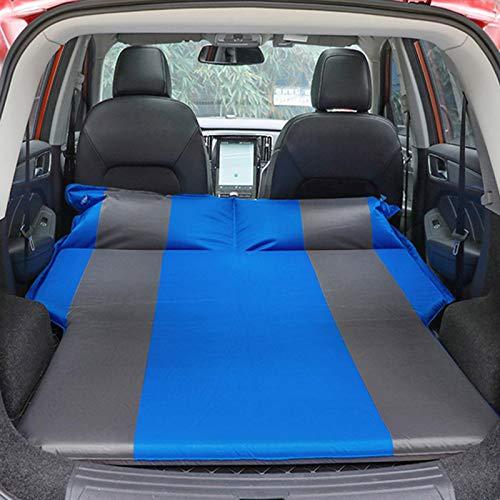 WUSHUN Colchón de aire para SUV, colchón de aire, actualizado para coche, camping, colchón de aire para coche