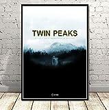 MZCYL Leinwand Malerei Poster und Drucke Twin Peaks
