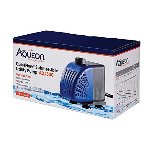 Aqueon QuietFlow Utility Pump AQ2500