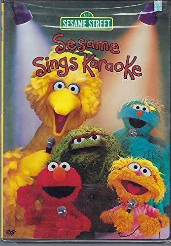 SESAME S-SINGS KARAOKE (DVD)