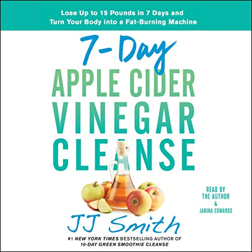 7-Day Apple Cider Vinegar Cleanse cover art