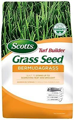 Scotts Turf Builder Grass Seed - Bermudagrass