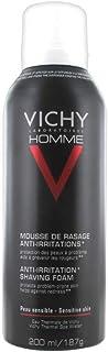 Vichy VICHY HOMME mousse à raser anti-irritations 200 ml