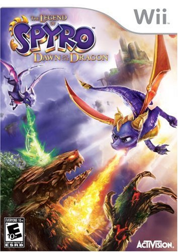 Legend of Spyro: Dawn of the Dragon by Activision