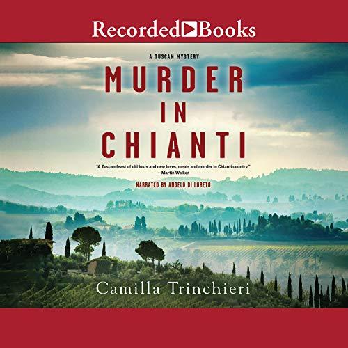 『Murder in Chianti』のカバーアート