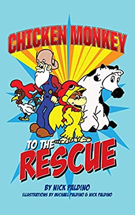 Chicken Monkey to the Rescue