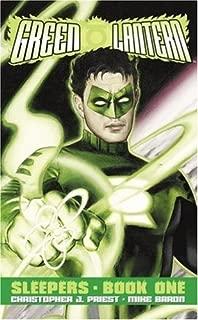 Green Lantern: Sleepers, Book 1 (Bk. 1) by Christopher J. Priest (2005-04-12)