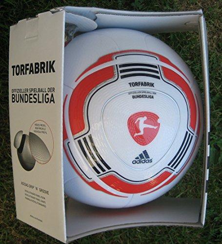 adidas Calcio Porta Fabbrica (White/Poppy)