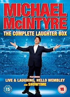 Michael McIntyre - The Complete Laughter Box