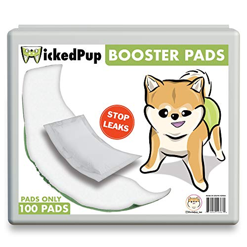 Dog Diapers Pads Male