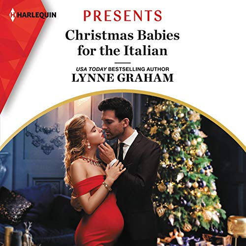 Christmas Babies for the Italian  By  cover art