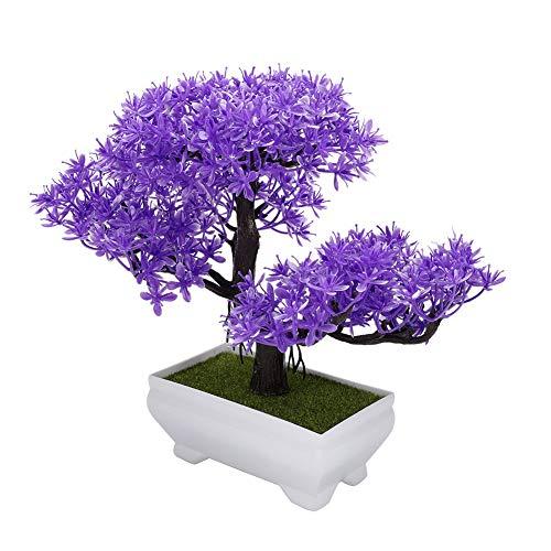 Kunstmatige bonsai, gemaakt van plastic kwaliteit plastic materiaal kunstmatige bonsai boom