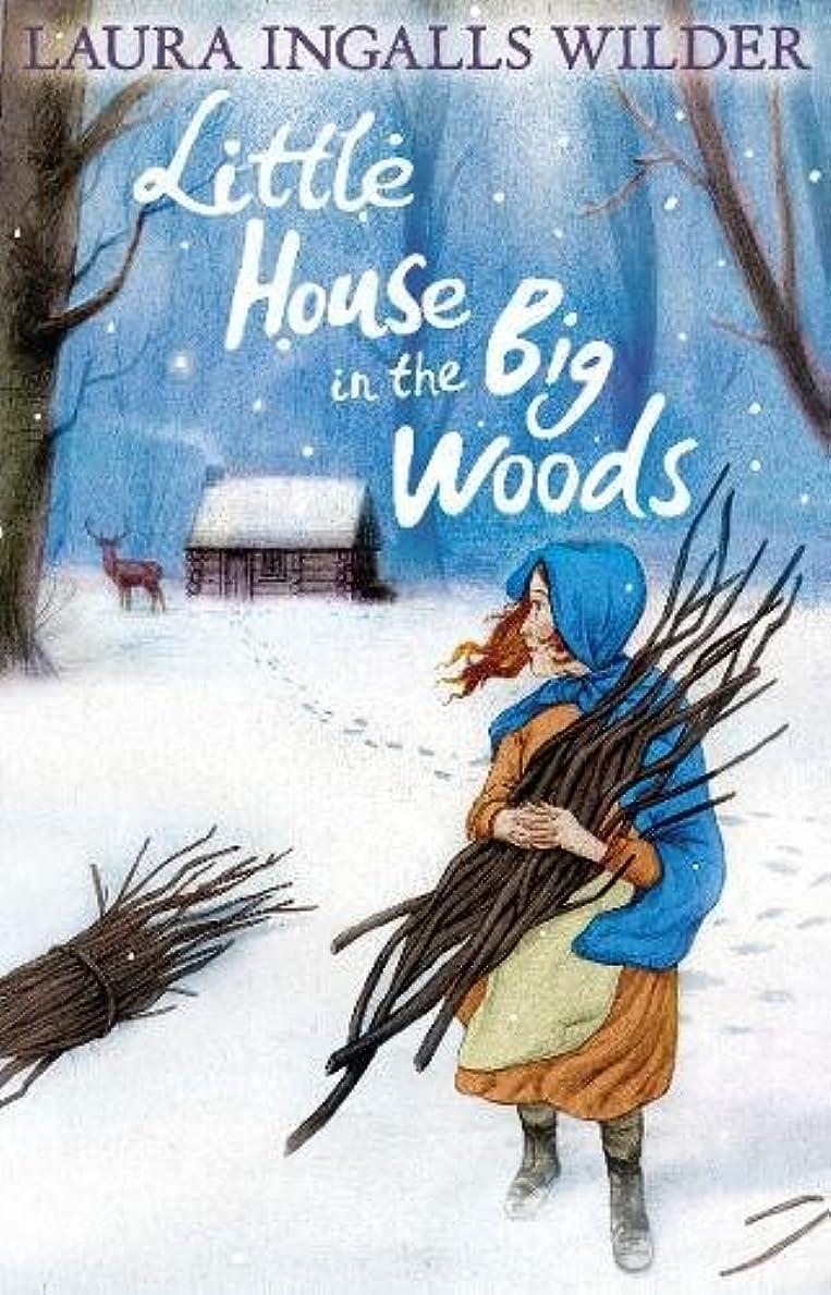 叙情的な地雷原しおれたThe Little House in the Big Woods (Little House on the Prairie)